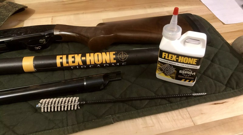 Flex-Hone Chamber Hone