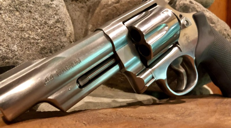 "Smith and Wesson Model 629 4"" Barrel"