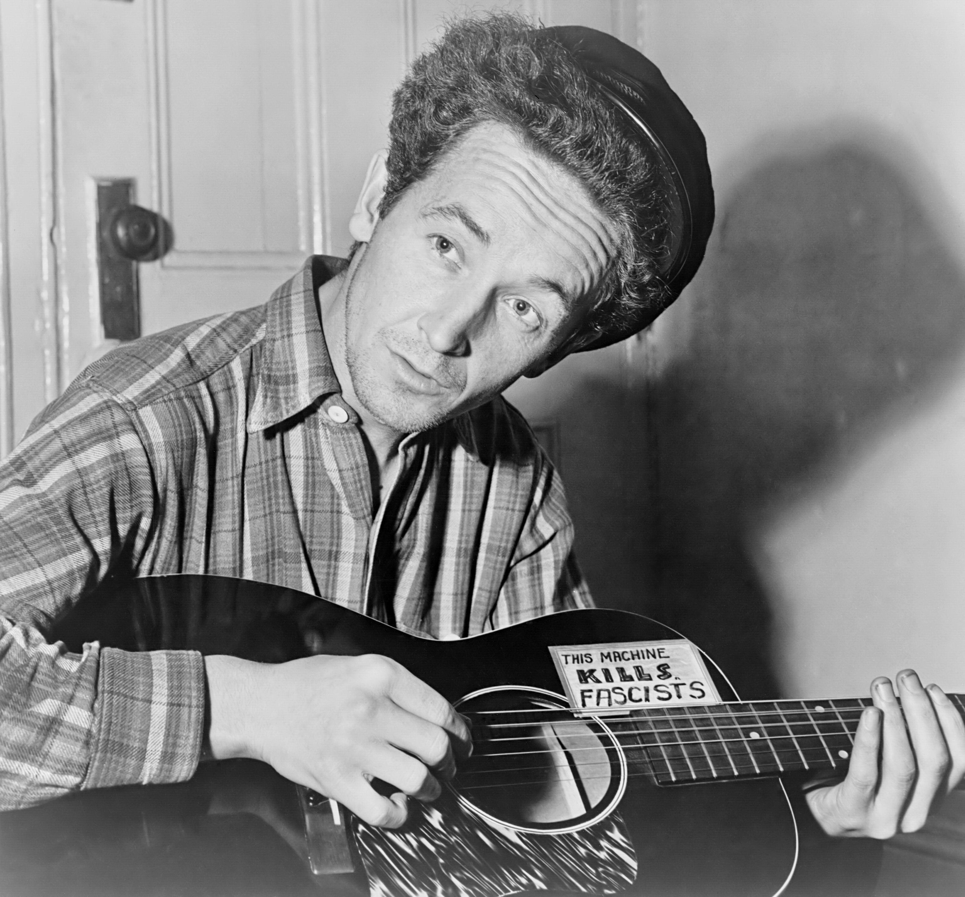 Wall of Jericho and Woody Guthrie  Hunt the Devil