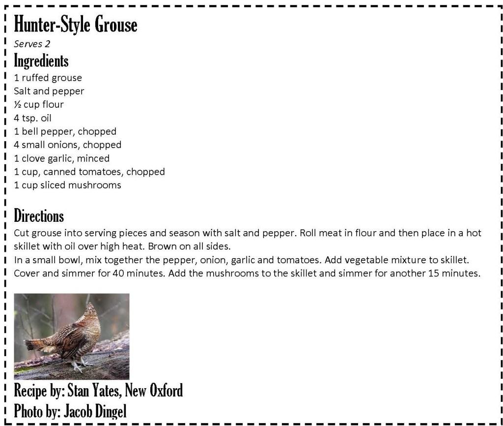 grouse
