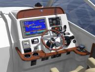 Hunt Yachts-Surfhunter-32-Outboards-Helm-Design
