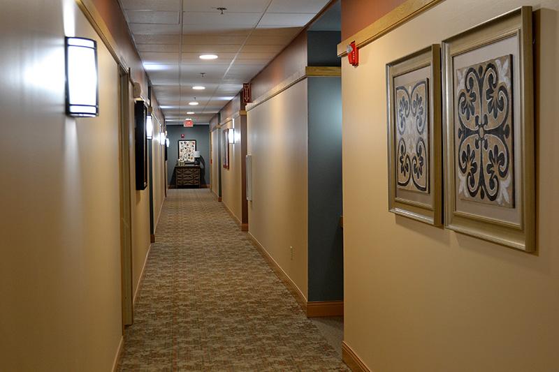 Kirkland_Hallway