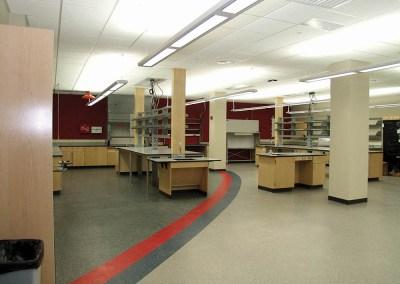 MILWAUKEE SCHOOL OF ENGINEERING BIOMOLECULAR LABORATORIES