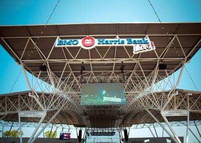 MILWAUKEE WORLD FESTIVAL – SOUTH END DEVELOPMENT PHASE II – BMO HARRIS STAGE AND PAVILION
