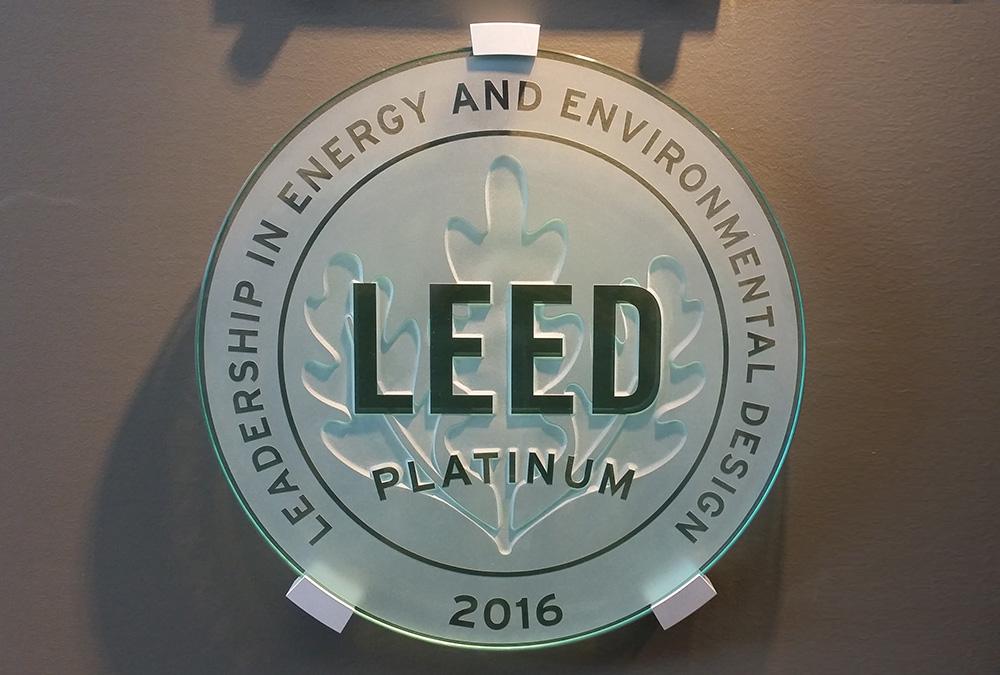 Platinum Plaque