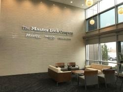 Hunzinger Completes New MasterLock Headquarters: 120,800 SF in 14 Weeks