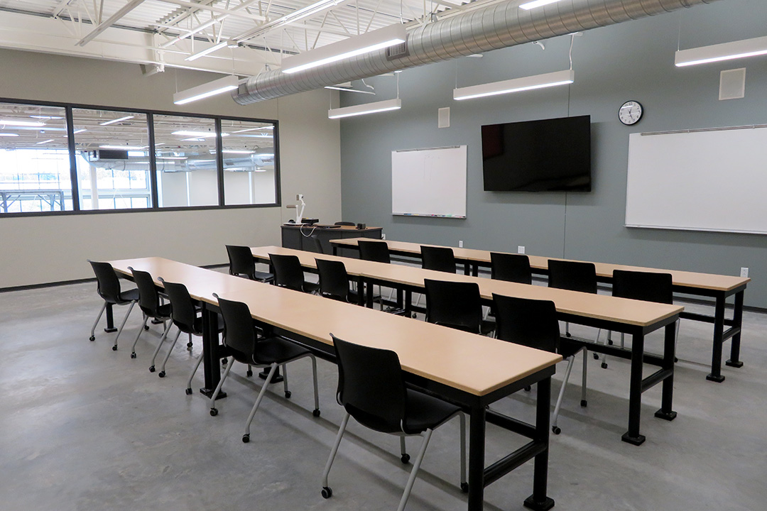 Steamfitters Classroom