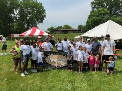Team Hunzinger Breaks a Sweat at the 6th Annual Lad Lake Kettle Classic