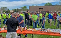 Hunzinger Has a Lot to Celebrate at Company Wide Picnic