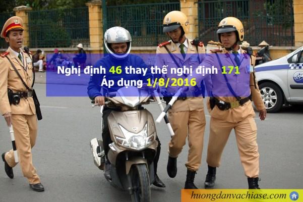 Điều 6 – Nghị định 46/2016/NĐ-CP