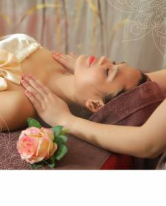 huong sen skincare treatment