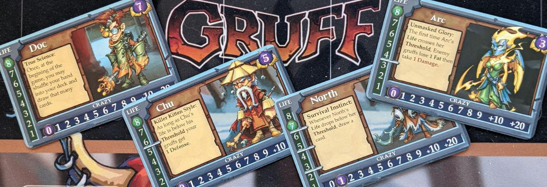 Gruff: Clash of the Battle Goats