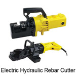 Electric Hydraulic Rebar Cutter