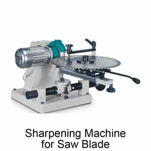 Sharpening Machine for Saw Blade