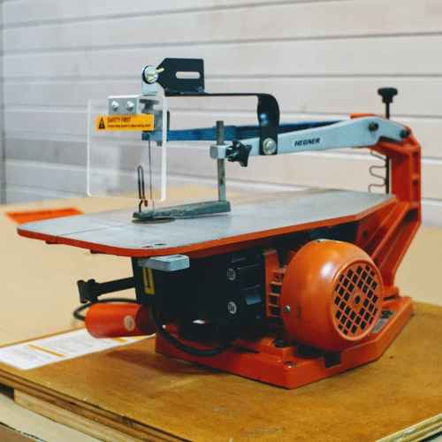 Safety Guard for Scroll Saw