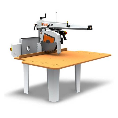 MAGGI BIG 800 radial arm saw