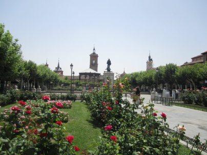 Plaza de Cervantes