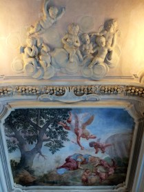 Inside Decor of Wilanow Palace