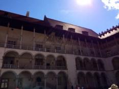 Sigismund III Vasa's Courtyard