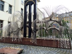 Weeping Willow Memorial