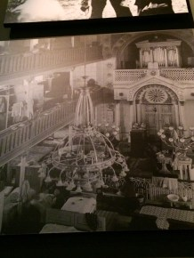 Dohány Street Synagogue Filled with Personal Effects During World War II