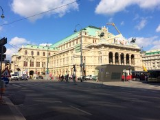 Shooting of Mission Impossible 5 At Vienna Opera House