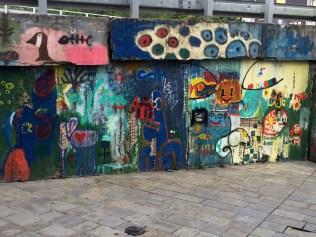 Graffiti Art In Bratislava
