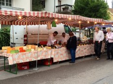 Market of Three-Day Harvest Festival