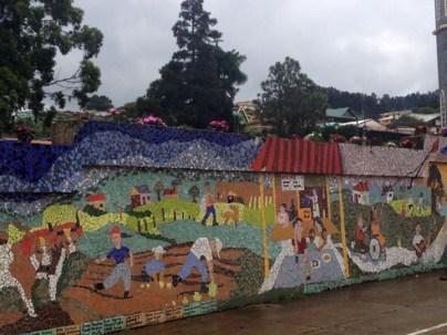 City of Zarcero, Costa Rica