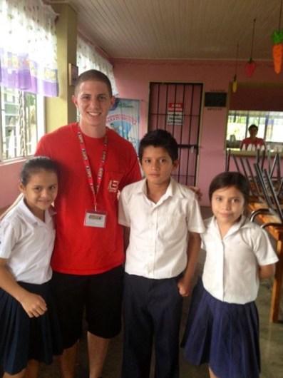 Local Costa Rican School