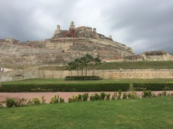 El Castillo de San Felipe de Barajas