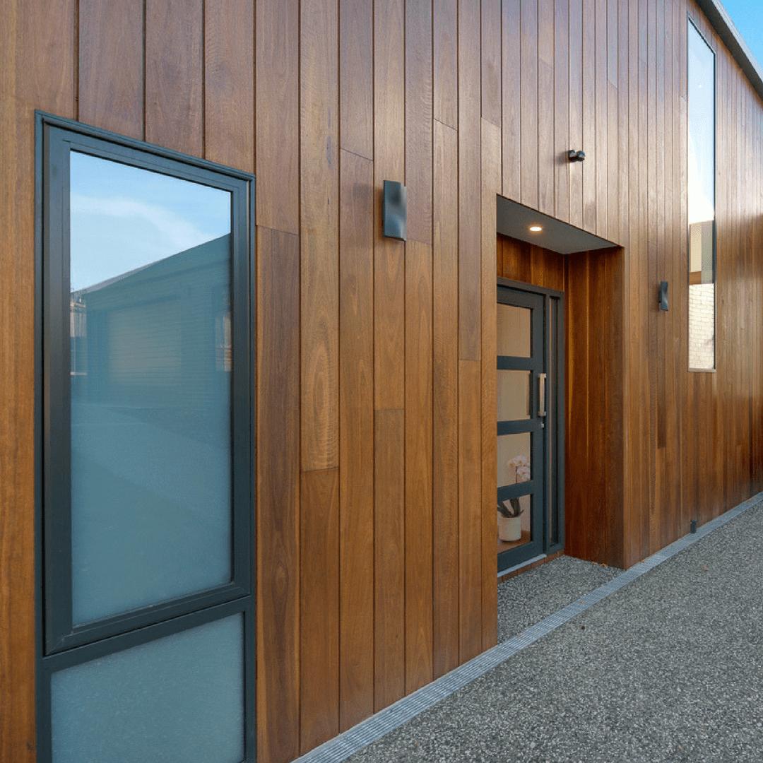 Hardwood Timber Wall Cladding Exterior Wall Cladding External Wall Cladding Wood Elements