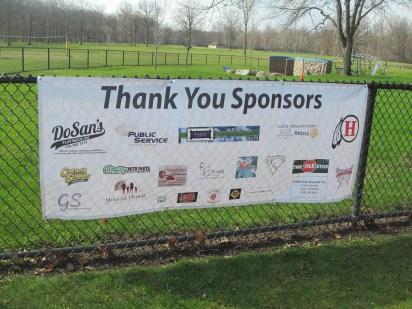 Sponsors of the Jimmy Williams 5K