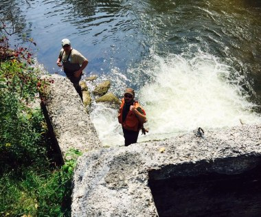 Improving Fish Habitat Through Dam Removals