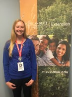 Katelyn Burns, MSU Extension/Sea Grant