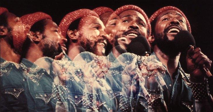 Marvin Gaye concert
