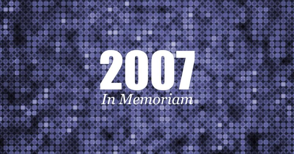 Mitä tapahtuikaan Kerkon elämässä vuonna 2007?