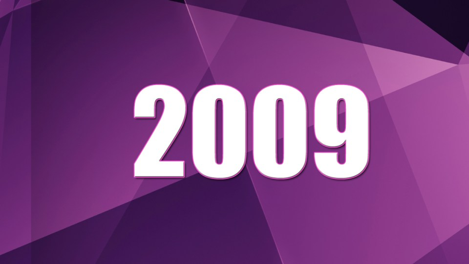 Vuosi 2009 – In Memoriam