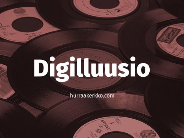 Kuukauden Digilluusio: My Life OST – elämäni soundtrack
