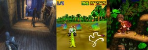 Thief Dark Shadows Mario Kart 64 Donkey Kong Country