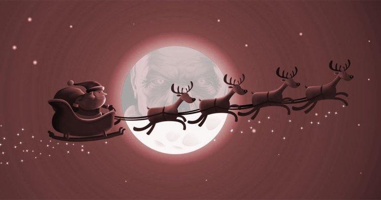 Moderni-joulutarina-joulukortti-hyvää-joulua