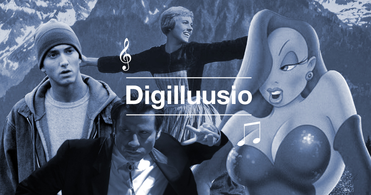 Elokuva ääni diegeesi HurraaKerkko Digilluusio elokuvablogi