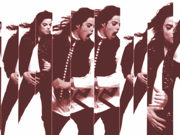 Michael Jackson Invincible Dance