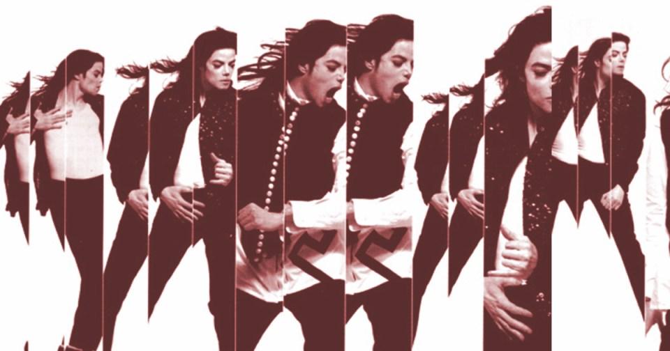 Michael Jackson Invincible Dance