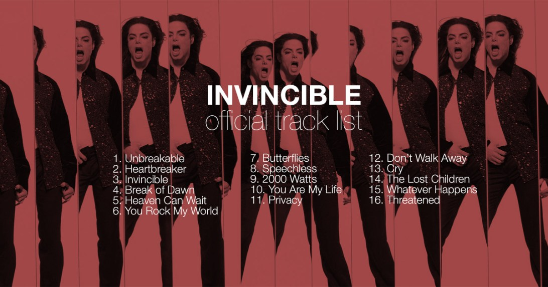 HurraaKerkko Michael Jackson MJ Invincible