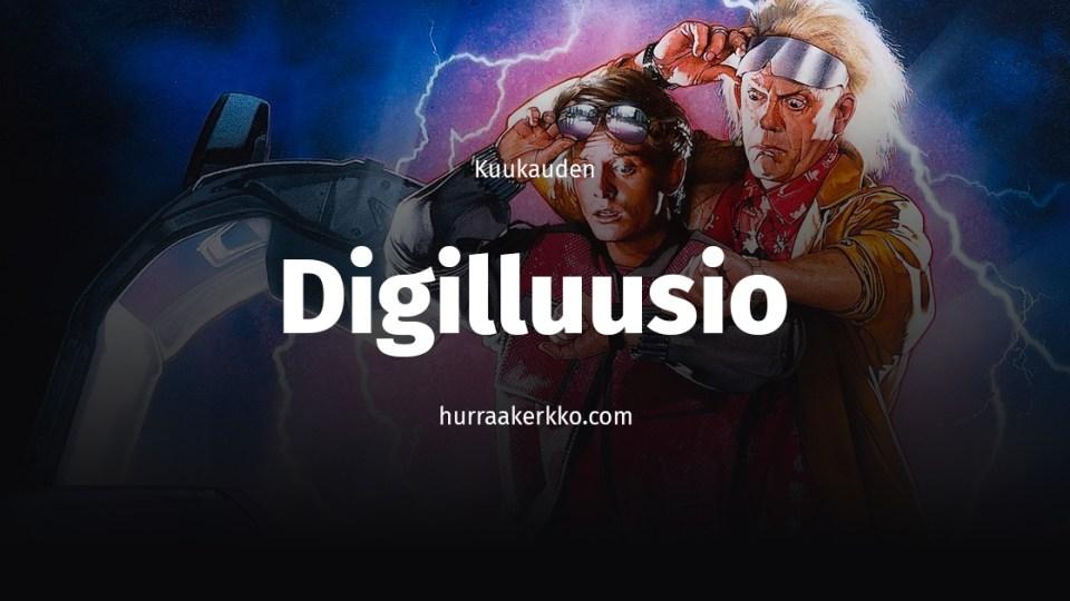 Kuukauden Digilluusio: Mitä tapahtuu vuonna 2012 (sosiaalisessa mediassa)?