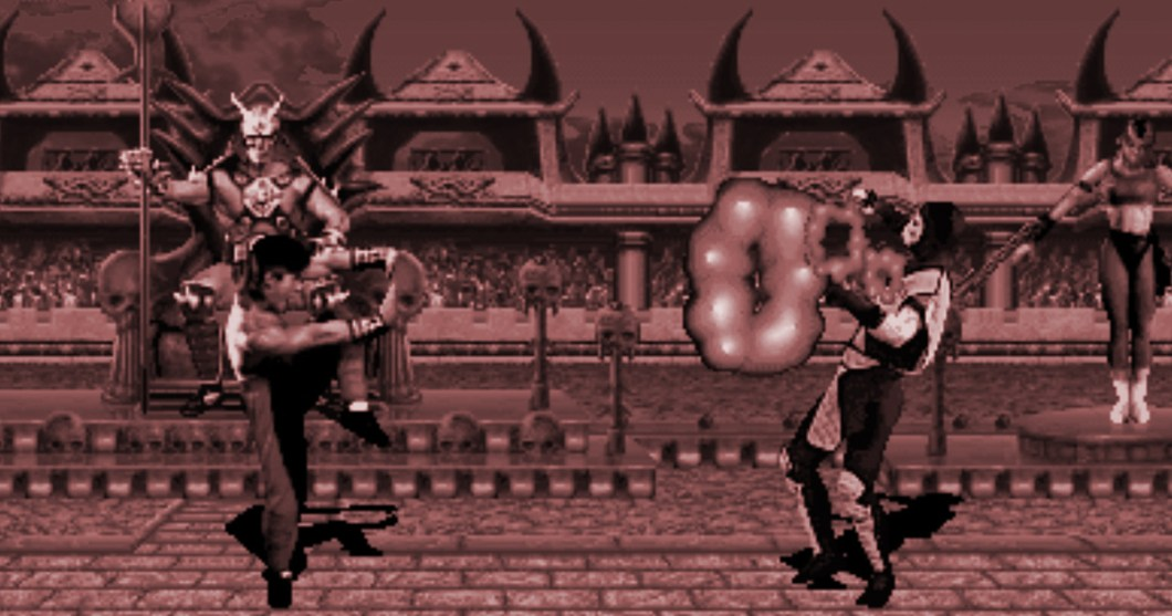 HurraaKerkko Mortal Kombat