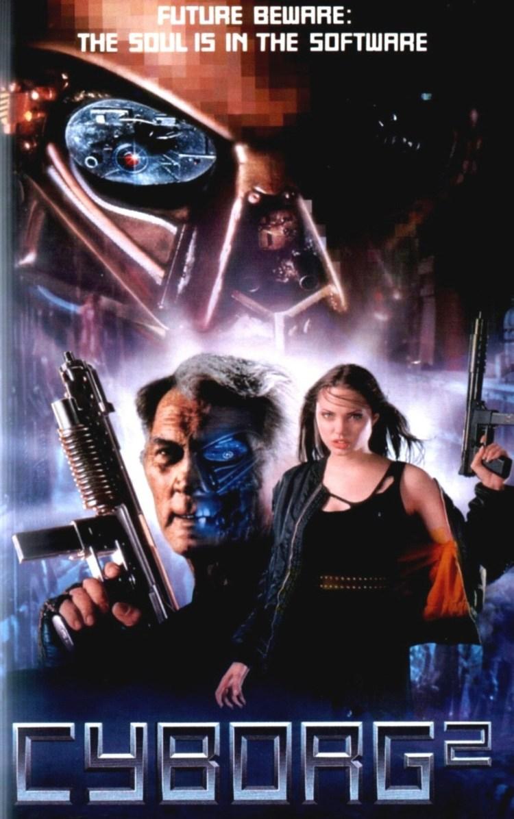 Angelina Jolie Cyborg 2