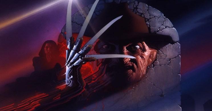 HurraaKerkko Elm Street kauhuelokuva