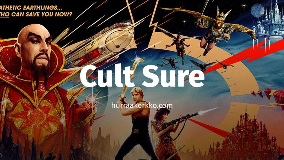 Cult Sure: Flash Gordon on muutakin kuin se Queenin biisi